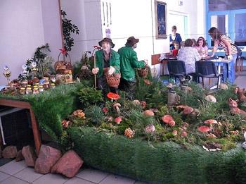 tradiční Krakonošova zahrádka, foto: S. Jirásek