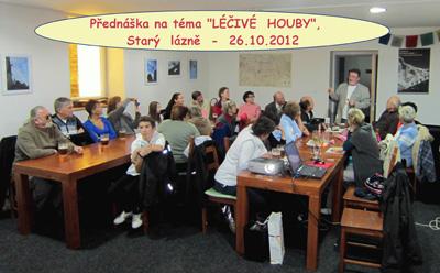 pohled do přednáškového sálu - foto: P. Hampl