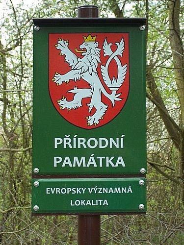 tabule PP aEVL Milíčovské rybníky - foto: Lubomír Opat