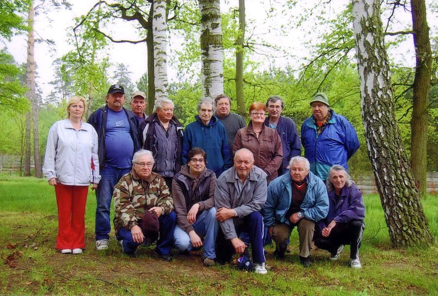 účastníci dubňanské akce
