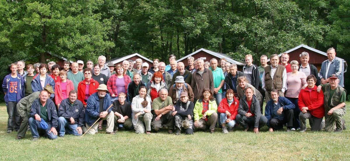 účastníci setkání - foto: Ladislav Špeta