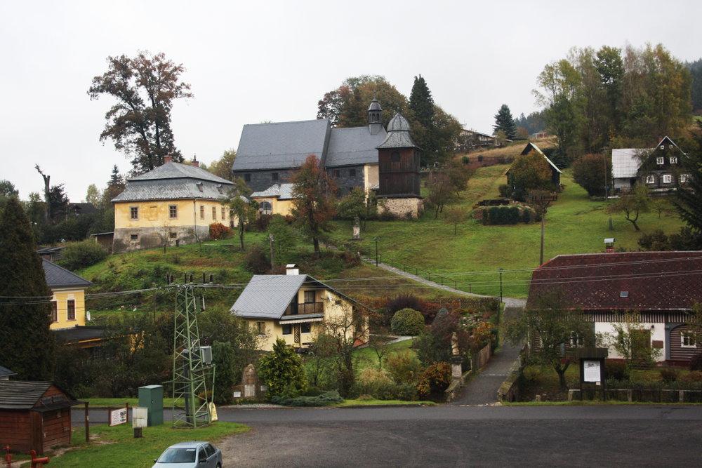 Kryštofovo údolí - foto: Oldřich Jindřich