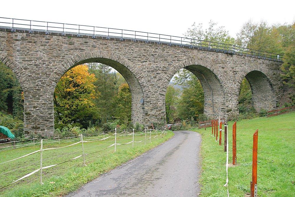 malý viadukt - foto: Radim Dvořák