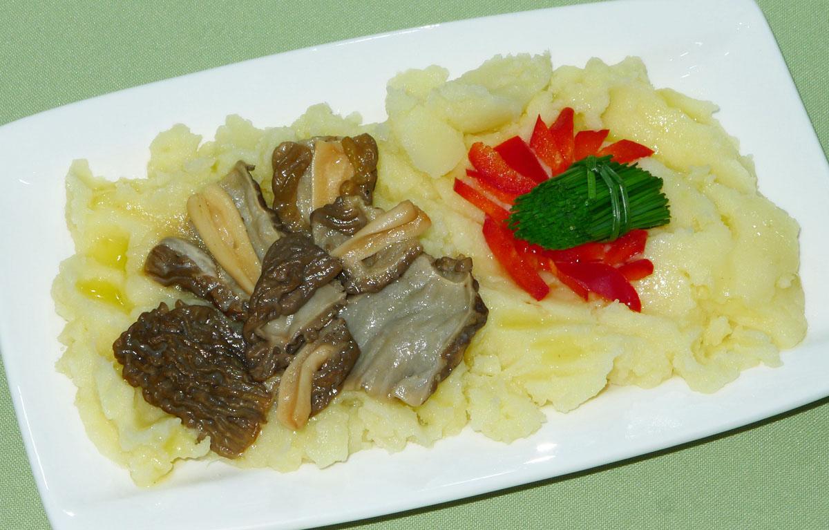 kačenky na másle shedvábnou kaší - foto: Aleš Vít