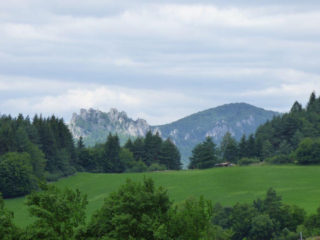 Výhledy do krajiny I - autor: Světlana Flekrová
