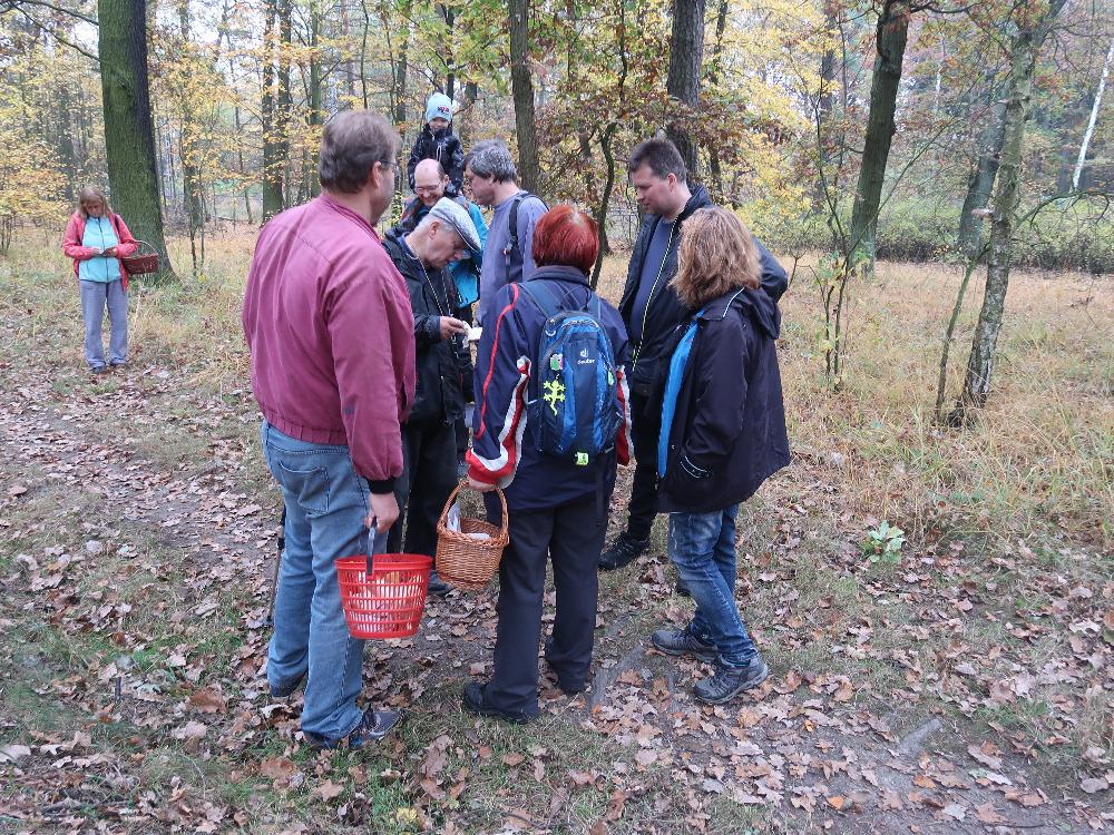 demonstrace hub vterénu - foto: Markéta Vlčková