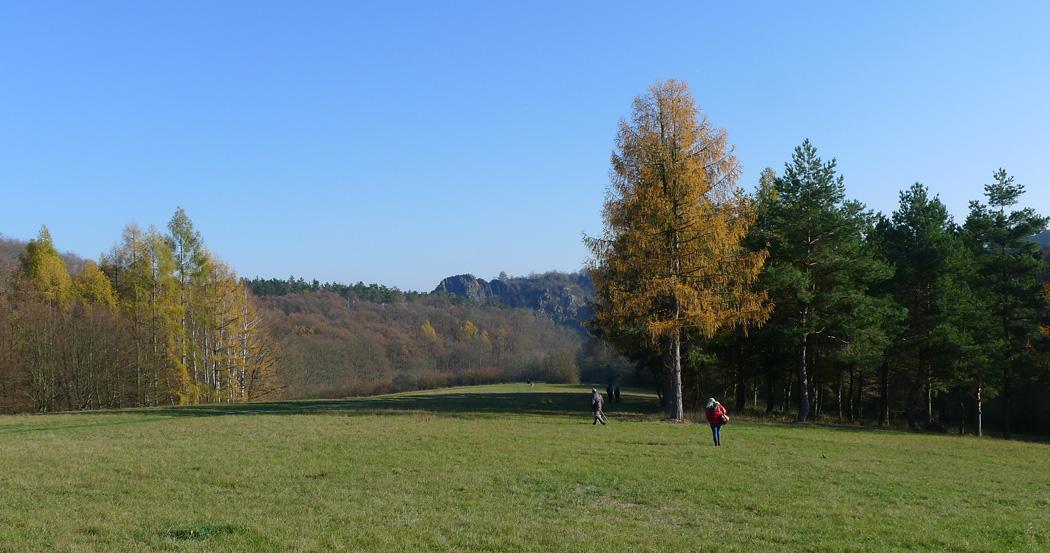 podzimní Divoká Šárka - foto: Aleš Vít