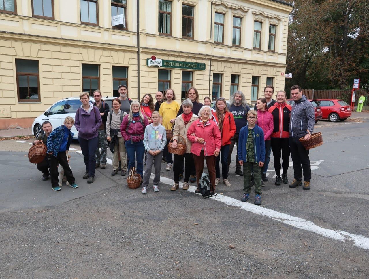 na (opožděném) startu - foto: Markéta Vlčková